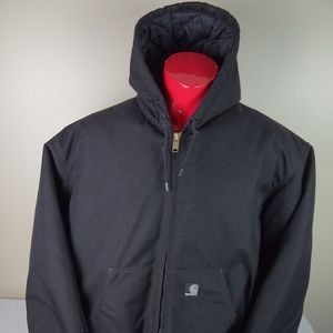 Carhartt J133 Hooded Quilt Lined Yukon Extreme 2XL